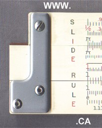 eric s slide rule site